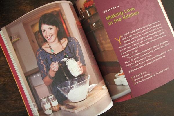 UnDiet Book by Meghan Telpner - Making Love in the Kitchen