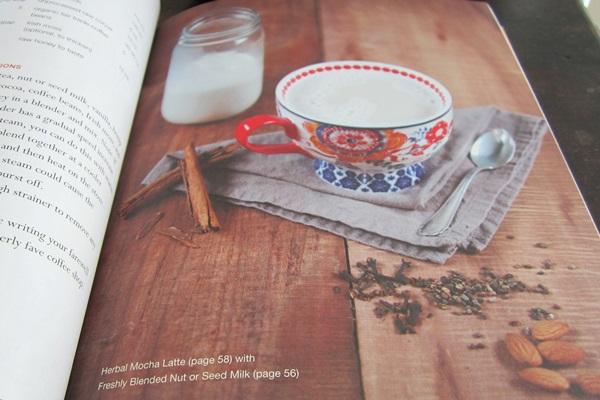 UnDiet Book by Meghan Telpner - Mocha Latte Recipe
