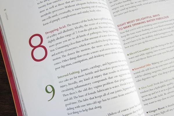 UnDiet Book by Meghan Telpner - Text Sample