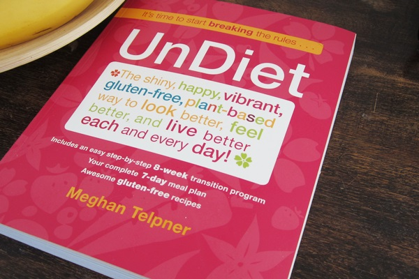 UnDiet Book by Meghan Telpner