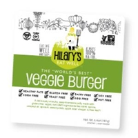 Vegan Burgers - Hilarys Eat Well