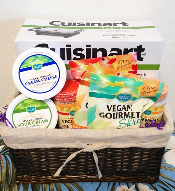 Vegan Gourmet Giveaway Feature