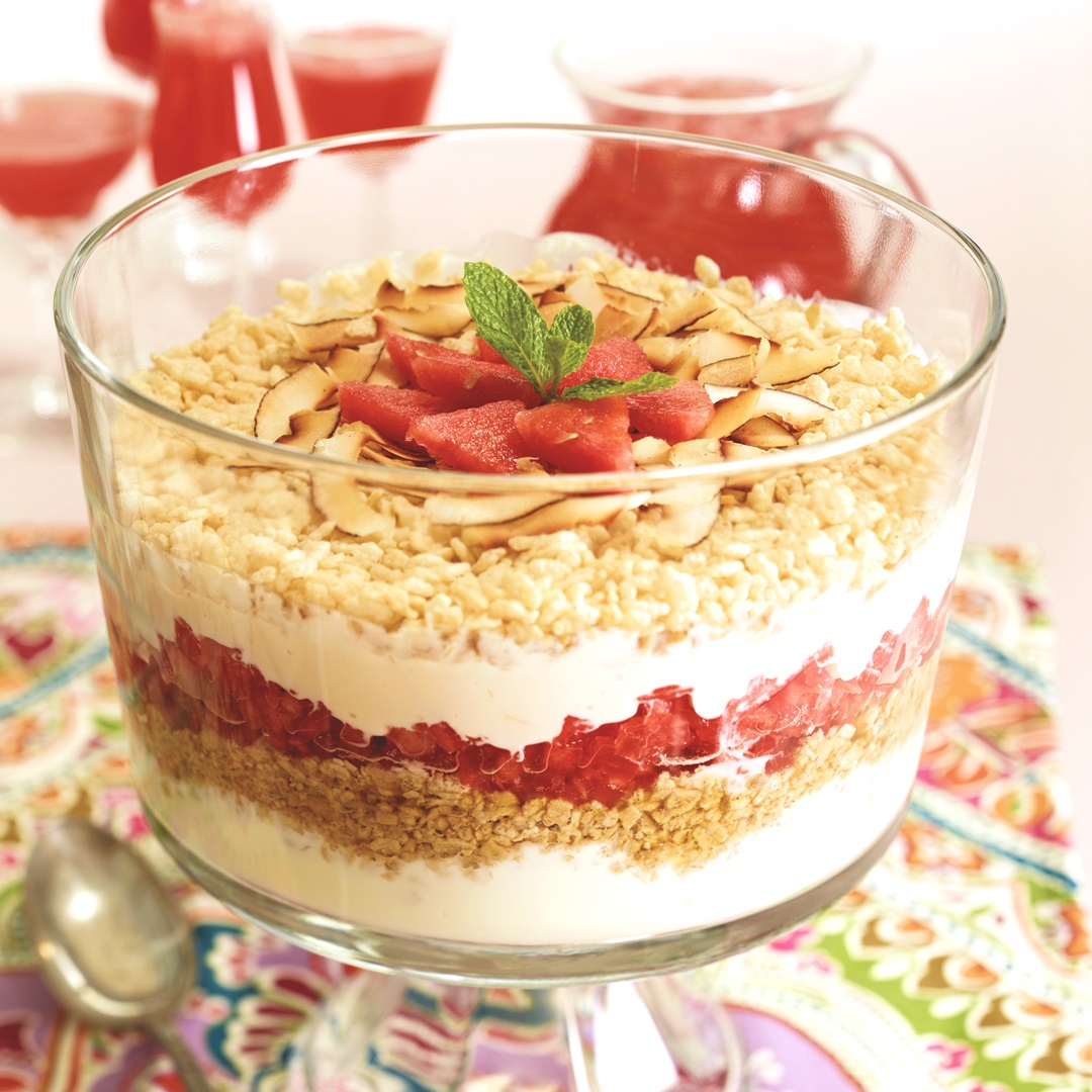 Special Diet Notes Options Healthy Breakfast Trifle