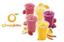 Orange Julius - Dairy-Free Menu Items