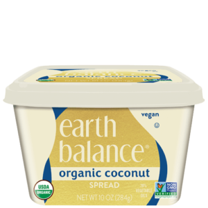 Earth Balance Organic Coconut Spread Reviews and Information (Dairy-Free, Soy-Free, and Vegan)