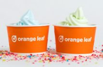 Orange Leaf Frozen Yogurt Has Numerous Dairy-Free and Vegan Soft-Serve Flavors