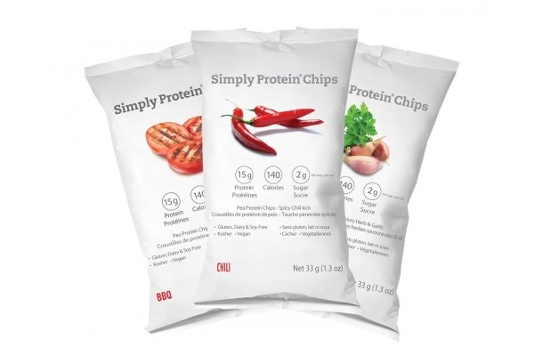 Giveaway - Simply Protein Chips