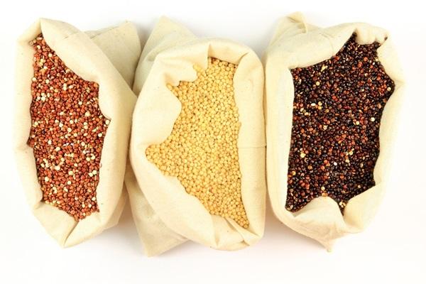 Quinoa Bags