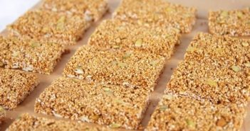 Amaranth Candy (Alegría) Recipe - healthier, dairy-free, gluten-free & vegan (just 4 ingredients!)