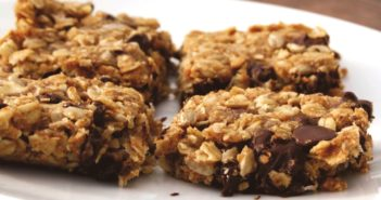 Homemade Granola Bars with Dairy-Free Protein Recipe