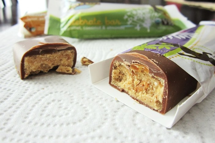 Eli's Earth Bars Reviews and Info - Vegan, Dairy-Free, Organic, Gluten-Free Candy Bars! Three Varieties.