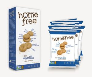 Homefree Cookies Reviews and Info - Gluten-free, Dairy-free, Nut-free, Egg-free, Peanut-free, School-safe cookies in six delicious mini varieties.