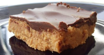 Dairy-Free Chocolate Peanut Butter Bars Recipe (Mom-made, kid-approved!)