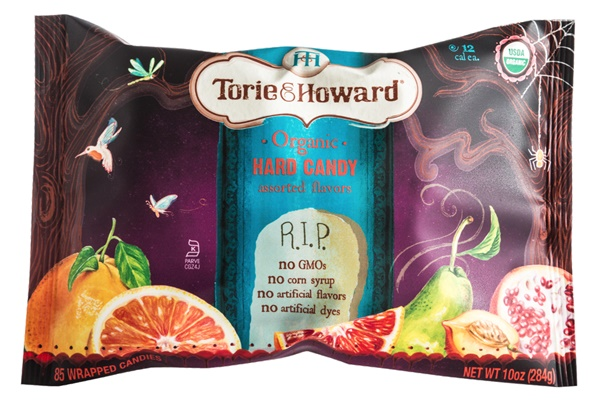 Allergy-Friendly Halloween Treats - Torie and Howard Organic Hard Candy