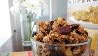 Healthy Autumn Snack Clusters