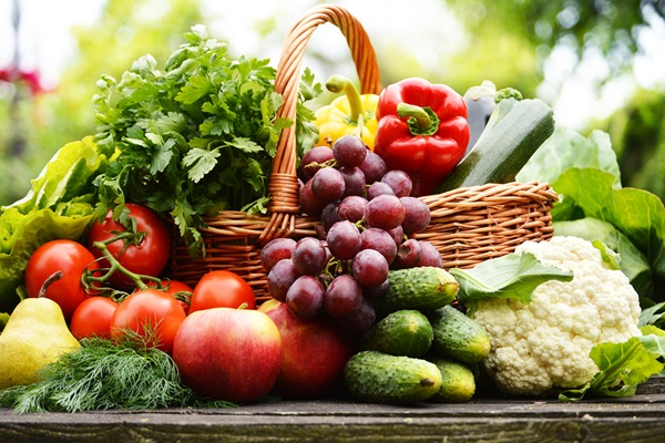 Foods to Buy Organic - Fresh Organic Vegetables