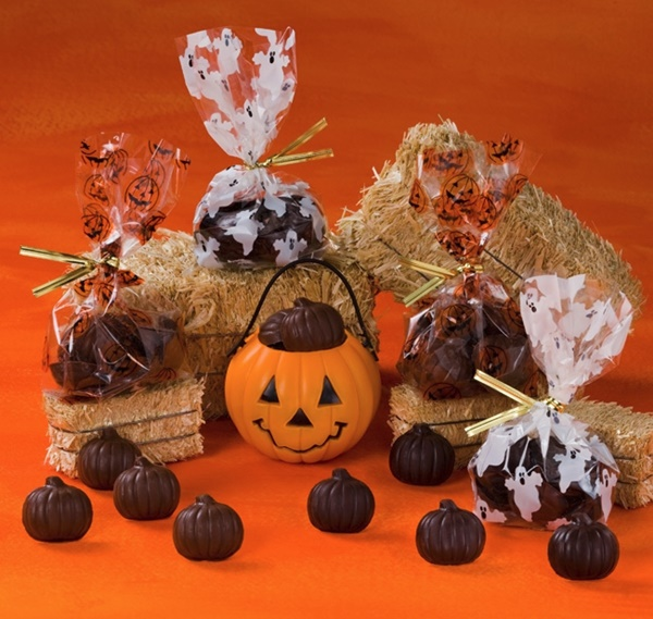 Halloween Treats from Mama Ganache