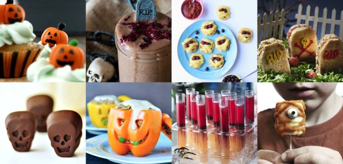 The Big List of Ghoulishly Good Dairy-Free Halloween Recipes