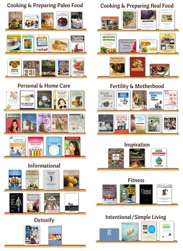 Harvest Your Health Bundle - Paleo Ebooks