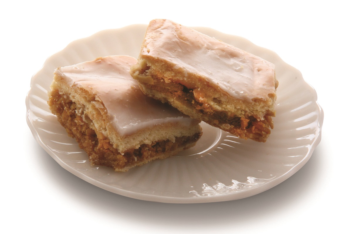 Old-Fashioned Apple Pie Bars Recipe - Dairy-free with Vegan Option