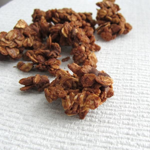 Triple Chocolate Granola