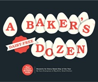Dairy-Free Ebooks - A Baker's Dairy-Free Dozen by Big Girls Small Kitchen