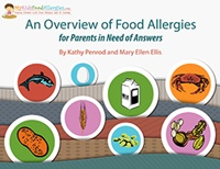 Dairy-Free Ebooks - An Overview of Food Allergies for Parents in Need of Answers