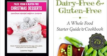 Dairy-Free Ebooks - Feature