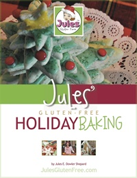 Dairy-Free Ebooks - Jules Gluten Free Holiday Baking