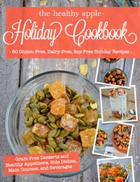 Dairy-Free Ebooks - The Healthy Apple Holiday Cookbook