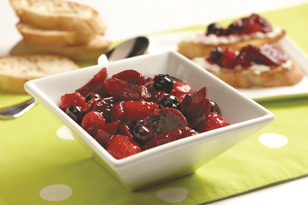 Unbeetable Berry Chutney Recipe