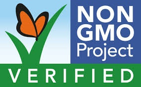 No GMOs - Non-GMO Project Verified
