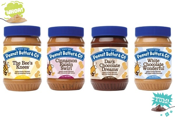 Peanut Butter and Co - Flavored Peanut Butter