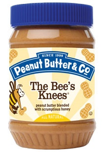 Peanut Butter and Co - Bee's Knees Honey Flavored Peanut Butter