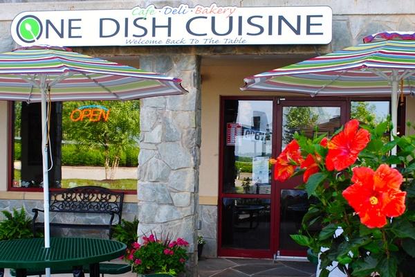 Restaurant - One Dish Cuisine