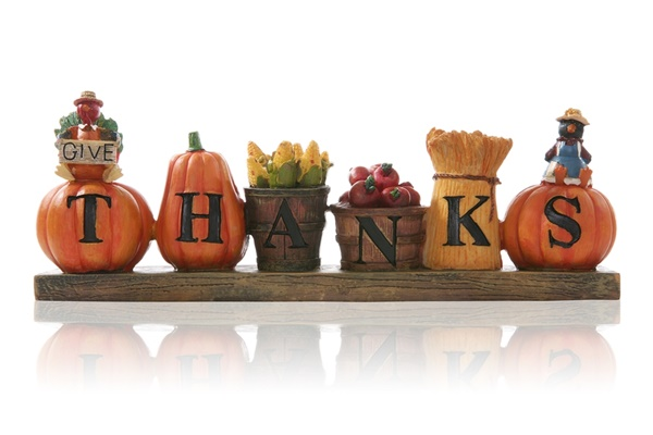 Food Allergy-Friendly Thanksgiving - Giving Thanks