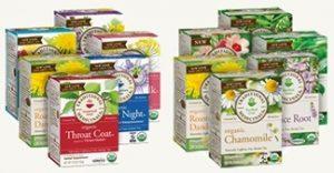 Traditional Medicinals Organic Wellness Teas