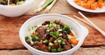 The Flame Broiler restaurants are completely dairy-free!