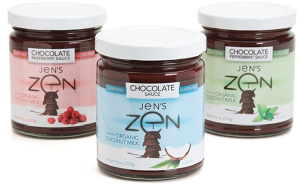 Dairy-Free Christmas Chocolate Gifts - Jen's Zen Chocolate Sauce