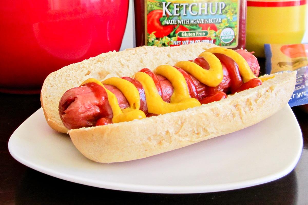 40 Minute Homemade Hot Dog Buns Recipe No Rise Dairy Free