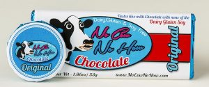 No Cow No How Chocolate - Original Dairy-Free Milk Chocolate Flavor