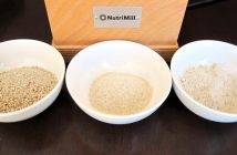 NutriMill Harvest Grain Mill - Gluten-Free Grains