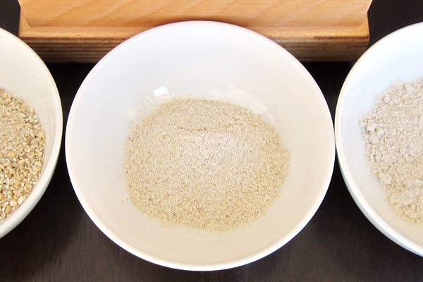 Komo Grain Mill (formerly a Nutrimill Harvest Grain Mill) - Interchangeable Inserts help prevent cross-contamination with wheat and gluten-free grains