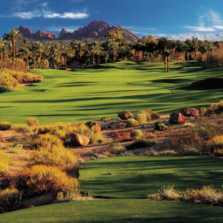 The Phoenician - Canyon Suites 27 hole Championship Golf Course