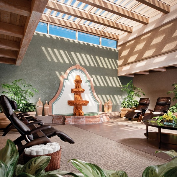 The Phoenician - Canyon Suites Spa Atrium
