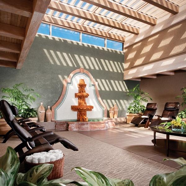 The Phoenician - Canyon Suites Spa Atrium