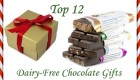 Top 12 Dairy-Free Chocolate Gifts for the Holidays