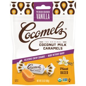 Cocomels Coconut Milk Caramels Reviews and Info - Dairy-Free, Gluten-Free, Soy-Free Candies in several sweet, chewy flavors
