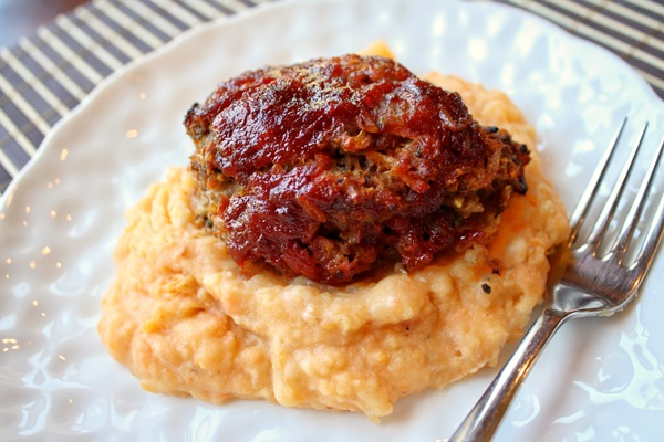 Dairy-Free 3-Course Contest - Healthier Meatloaf
