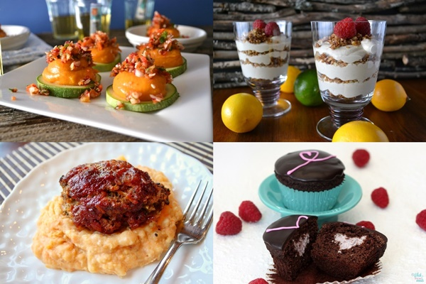Dairy-Free 3-Course Contest Recipes